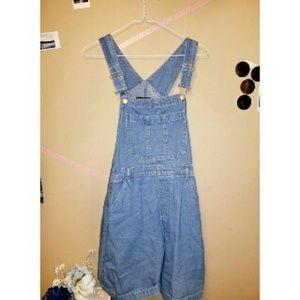 🐦 Vintage Overalls